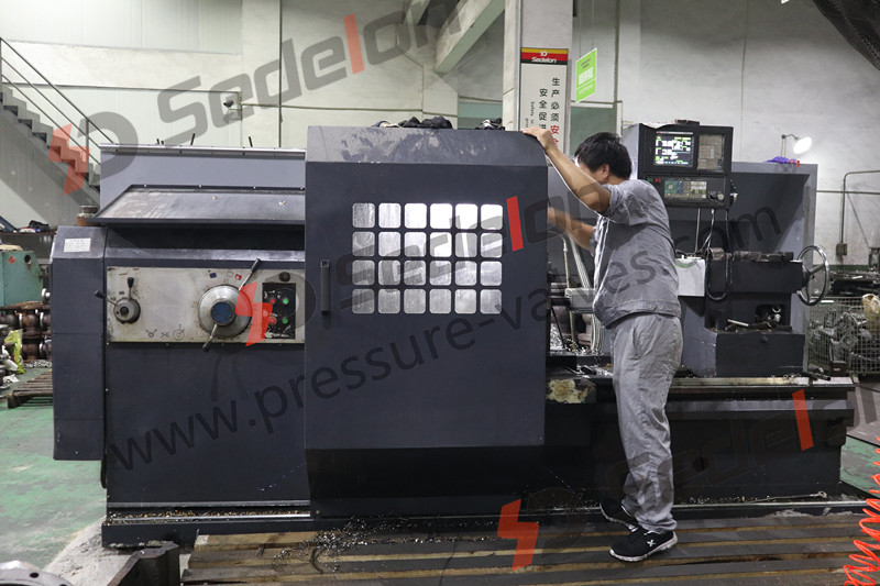 SEDELON ® CNC machine tool