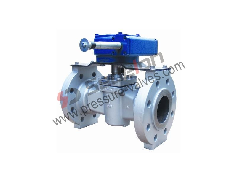 Hastelloy  Plug Valves
