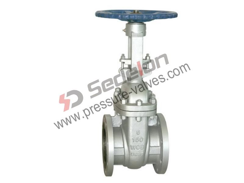 Hand Wheel Gate Valves