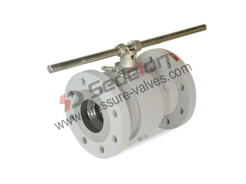 Low Emission Ball Valves