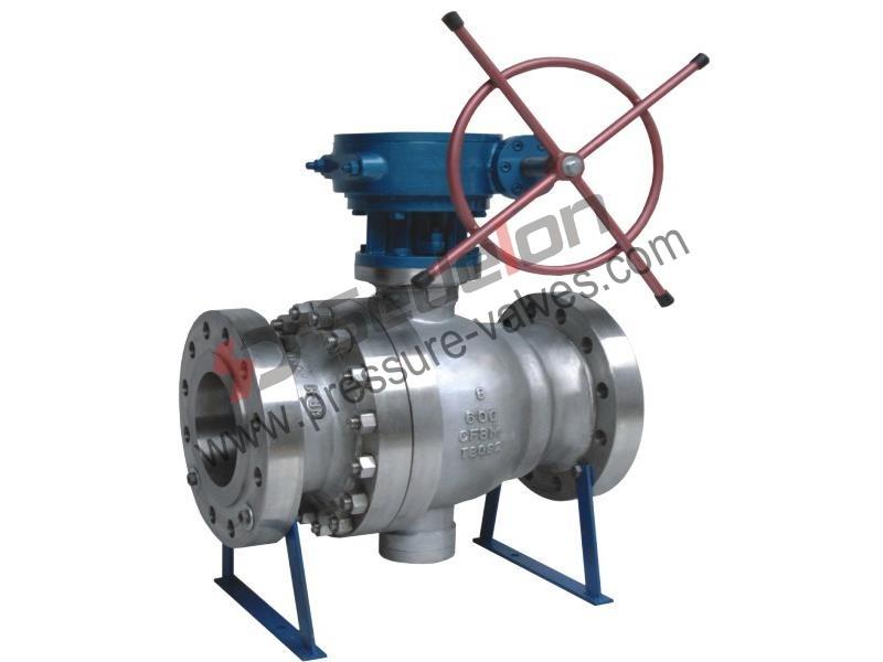 Special Steel Ball Valves