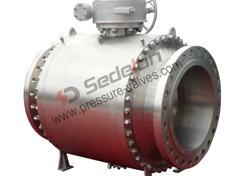 Super Stainless Stee Ball Valve