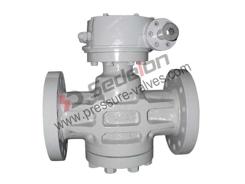 High Temperature Plug Valves
