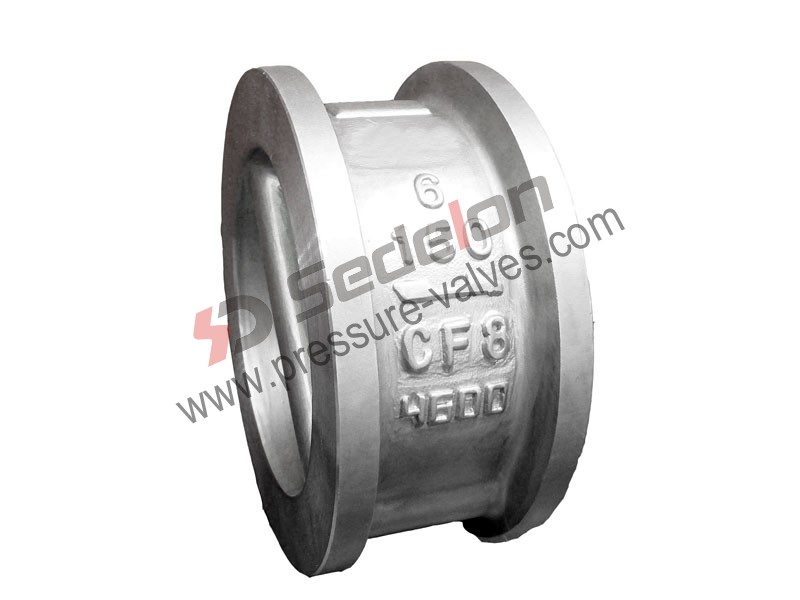 Wafer Type Double Check Valve