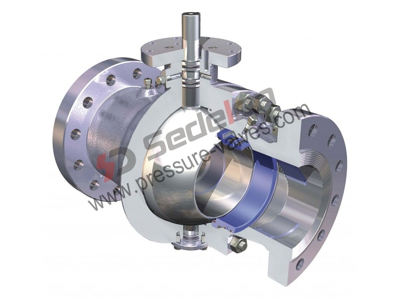 Metal-to-metal Seal Ball Valve