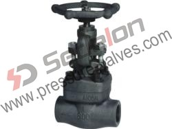 Api602 Forged Globe Valve
