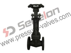Flanged End Forged Globe Valve