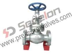 Fugitive Emission Globe Valve