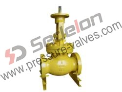 High Temperature Globe Valves