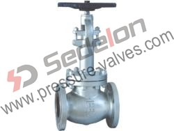 Low Temperature Globe Valves