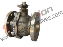 Bronze Floating Ball Valve