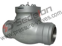 High Temperature Check Valve