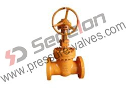 High Temperature Gate Valves
