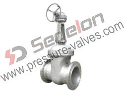Low Temperature Gate Valves