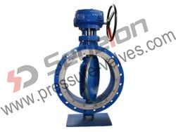 Flanged Butterfly Valves