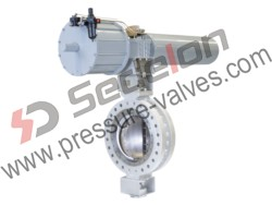 Low Temperature Butterfly Valves