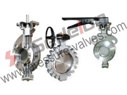 Special Steel Butterfly Valve
